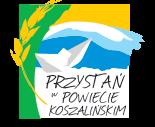 Logo Przystań W Powiecie Koszalińskiem