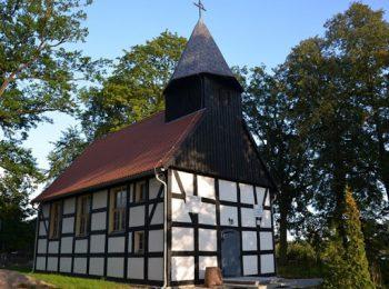 Kościół w Karnieszewicach
