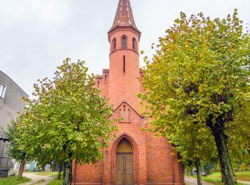 Kościół prawosławny p.w. Wszystkich Świętych w Bobolicach