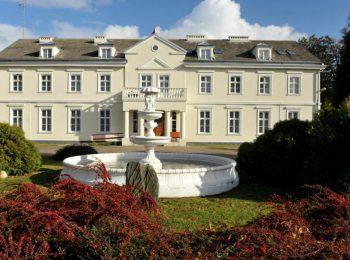 Pałac w Gąskach