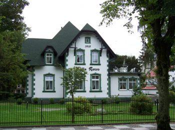 Zabytkowa willa w Mielnie
