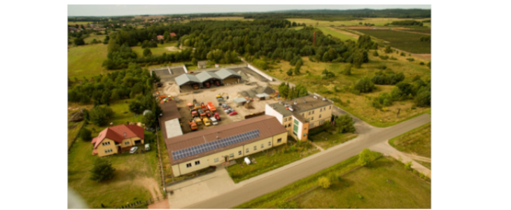 Przebudowa dróg powiatowych na odcinku Borkowice – Dobrzyca oraz Popowo – Dobre