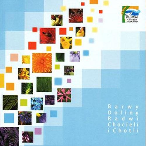 Kalendarz Barwy Doliny Radwi Chocieli i Chotli (2010)