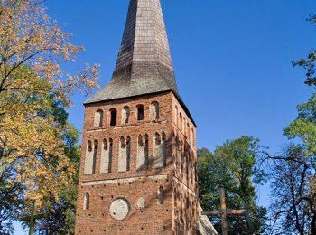Kościół filialny pw. Matki Bożej Królowej Polski w Iwięcinie