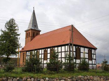 Kaplica grobowa rodu von Kleist w Cybulinie