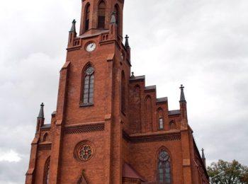 Kościół Rzymsko-Katolicki p.w. Wniebowzięcia NMP w Bobolicach