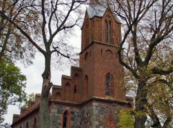 Neogotycki Kościół p.w. Świętego Jakuba Apostoła w Goździe