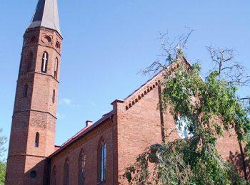 Kościół p.w. Wniebowzięcia NMP w Sarbinowie