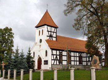 Kościół parafialny pw św. Apostołów Piotra i Pawła w Kłaninie