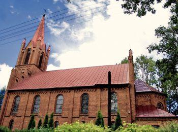 Kościół p.w. św. Trójcy w Dobrzycy