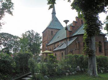 Kościół p.w. Przemienienia Pańskiego w Mielnie