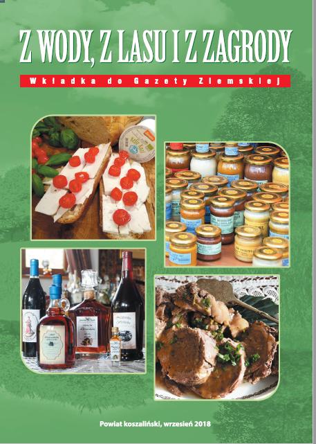 Wkładka kulinarna Gazeta Ziemska
