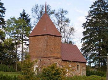 Kościół w Sierakowie Sławieńskim