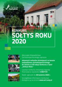 """Ruszyła kolejna edycja konkursu """"Sołtys Roku"""" 2020"""