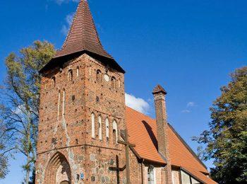 Kościół w Suchej Koszalińskiej