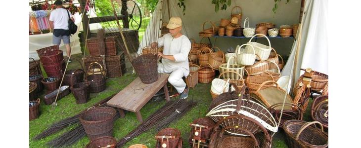Bezpłatne warsztaty wikliniarskie w Sarbinowie