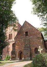 Kościół pod wezwaniem św. Jana Chrzciciela w Łęknie