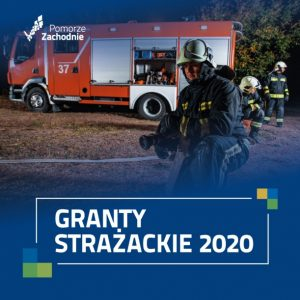 Pieniądze dla strażaków 2020