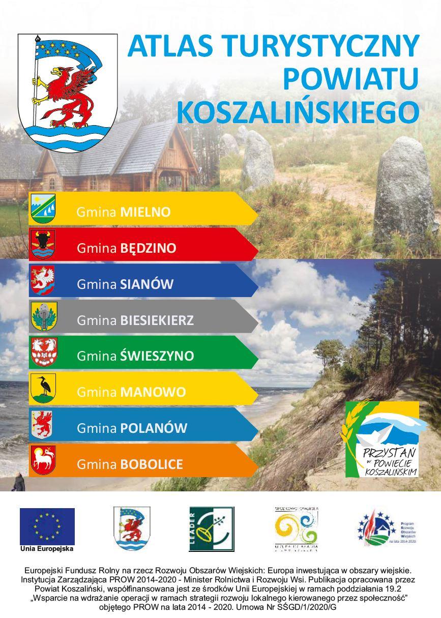 Atlas turystyczny powiatu koszalińskiego
