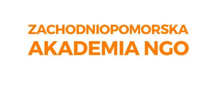 Szkolenie dla Organizacji Pozarządowych – Zachodniopomorska Akademia NGO