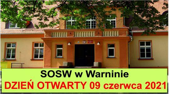 Dzień otwarty w SOSW w Warninie