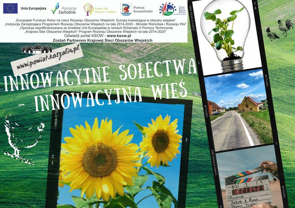Plakat-promujacy-realizacje-projektu-pn.Innowacyjna-solectwa-_-innowacyjna-wies