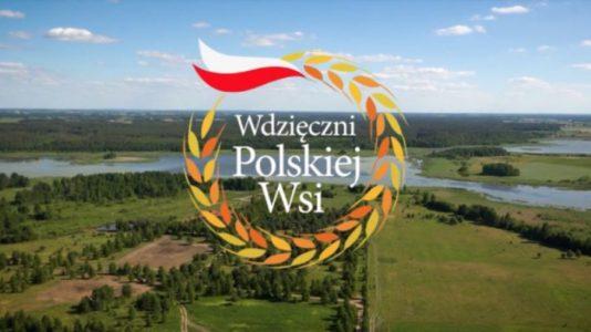 """Ogólnopolskie dożynki """"Wdzięczni Polskiej Wsi"""" w Bobolicach"""