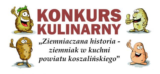 KONKURS ! Ziemniak w kuchni powiatu koszalińskiego